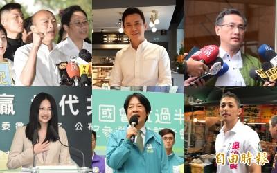 韓自稱「清秀善良」網友整理「政壇美男子」...她也上榜!