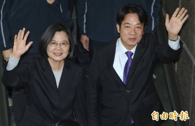 回擊韓 蔡英文:總統府已經有一個良心、會再做4年