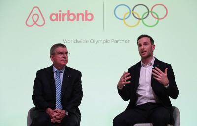 Airbnb成奧運贊助商 巴黎市長批破壞市場