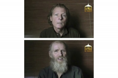 阿富汗換囚計畫 塔利班:已釋放美澳2教授