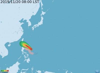 鳳凰颱風今早生成 氣象局:有直接影響台灣機會