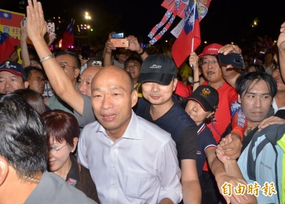 後悔市長變韓總! 高雄年貨大街今年活動、經費補助全取消