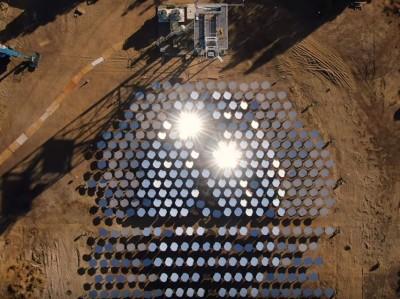 太陽能新突破!能產生太陽表面1/4高溫 有望取代化石燃料