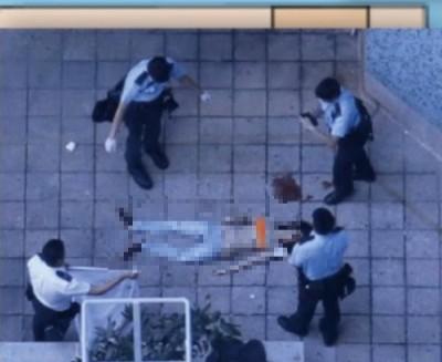 香港人反抗》將軍澳17歲少女半裸墜樓死 警稱「無可疑」