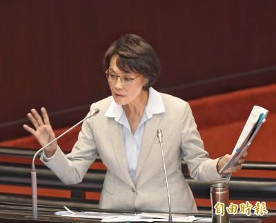 抓到了!黃昭順新選舉看板 悄悄下架韓國瑜