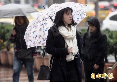 鳳凰颱風環流來襲!明北東恐有大雨 中南部飆高溫