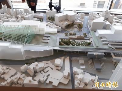 65.8億元打造新竹大車站 綜合規劃啟動