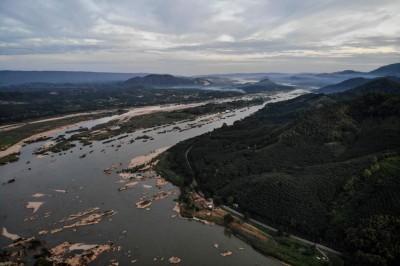 湄公河水位創60年新低 下游4國面臨嚴重乾旱