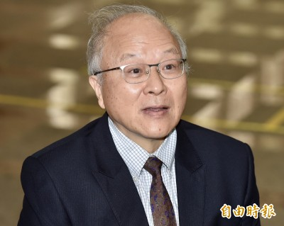 扯!郭冠英現身中選會 竟狂言「代表共產黨監督台灣省選舉」