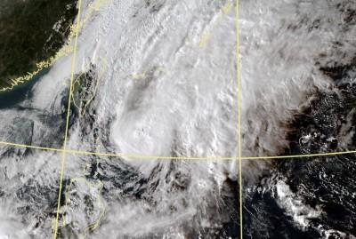 「鳳凰」東偏海警機率降低  氣象局:東北部今明仍要防大雨
