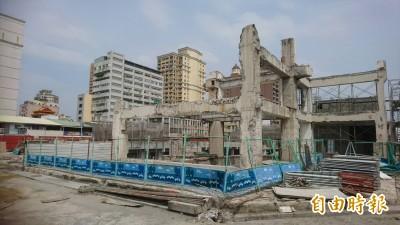 中國城「消失」重新「活」起來命名
