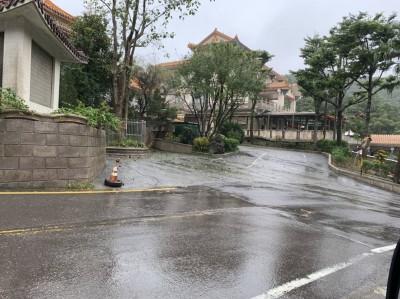 大雨夜襲土資場土石流沖刷走山  基隆市府下令停業1個月