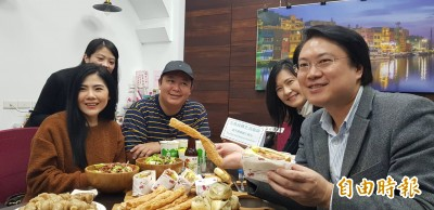 基隆市府拚觀光 找泰國網紅行銷基隆