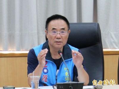 竹東鎮長羅吉祥涉賄選 判刑3年10月、褫奪公權4年