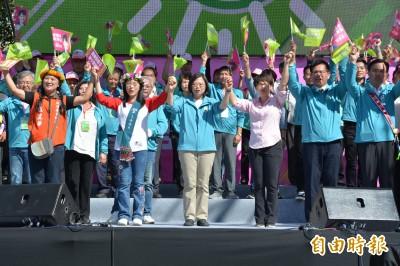 共諜爆北京暗助韓國瑜 蔡英文:中國介入台灣選舉意圖非常明顯