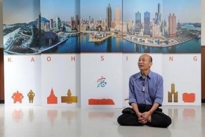 韓國瑜:中共都控制不了香港選舉 如何控制台灣選舉