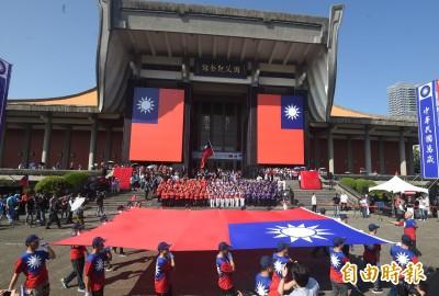 美議員將推法案 允台灣人員在美政府機構秀國旗
