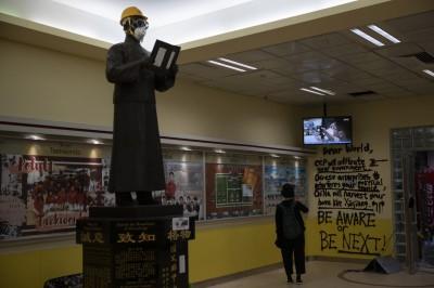不等秋後就算帳?香港特區政府2週3度撤回3大學工程撥款
