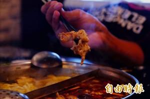 天天吃好料》台北大直椒房殿 3種辣鍋任君挑