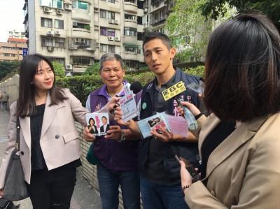 蔡宜芳影射賄選 吳怡農:新人出來選舉都特別辛苦