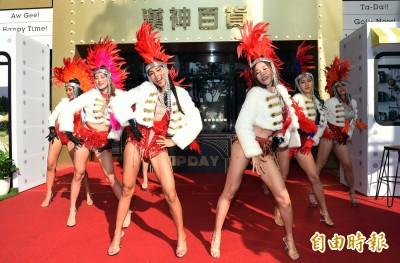 漢神百貨週年慶 百老匯熱舞炒氣氛