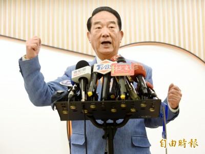 談韓國瑜現象  宋楚瑜嘆「台灣政治最大悲哀」