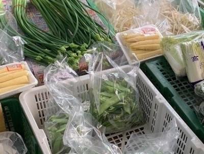 南投抽驗市售食品 川菜館及自助餐店蔬菜農藥殘留超標