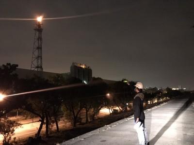 林園工業區燃燒塔冒黑煙 環保局:最重可罰500萬元