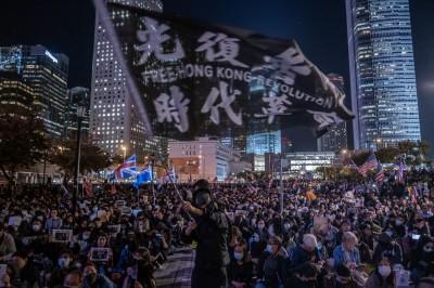 川普簽了香港法案後... 歐盟亞太司長:香港可依靠歐盟「真朋友」