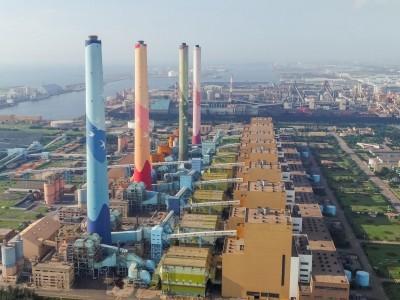 蔡英文稱中火減煤降空污 韓陣營:其他電廠燃煤量增加