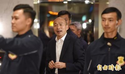 這事贊同民進黨 韓國瑜:國民黨不做將死路一條