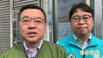 韓國瑜籲韓粉答「唯一支持蔡英文」卓榮泰重轟:公然造假