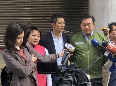 「#全民下架吳斯懷」 吳怡農:全力抵制進立院危害國安