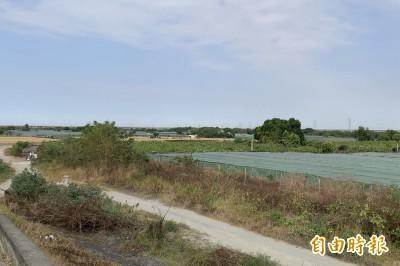 李佳芬家族砂石場已變農田 雲縣府:一直是農牧用地
