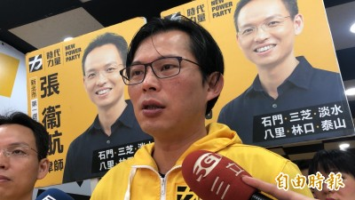 砂石案韓稱候選人不便多說 黃國昌:邏輯超過一般對民主政治想像