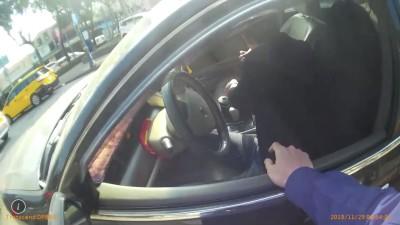 男子酒駕3度拒檢還亂竄波及汽機車 警方將究辦揪出人