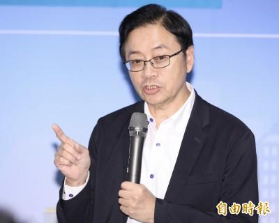 張善政:韓國瑜若當選 政府將成立「國政顧問學院」
