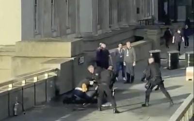倫敦恐攻事件 英勇路人原來是殺人假釋犯