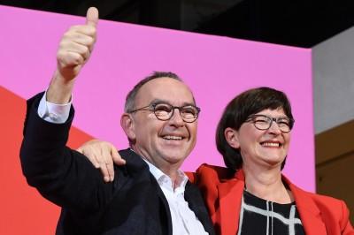 德國社民黨新黨魁反結盟 梅克爾政府陷分裂危機