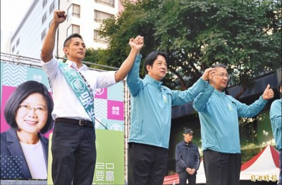 獨家》民進黨下架吳斯懷 台澎黨加碼要「封殺」
