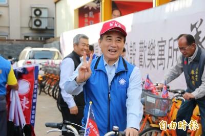 不跟喊「韓國瑜當選」 王金平:支持韓國瑜把市長做好