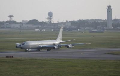 軍情動態》 美軍頻繁偵察 E-8C偵察機今再度巡航朝鮮半島