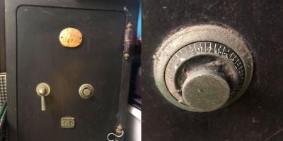 家中挖出日治時期保險箱!網友大驚:超值錢