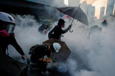 彭博全球50大最具影響力人物 香港示威者上榜