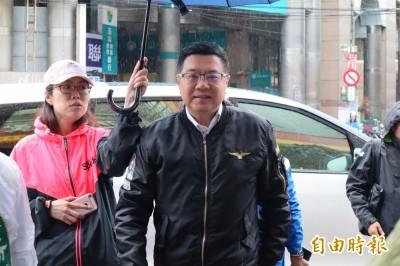 卓榮泰:卡神已有司法審判 吳斯懷是司法、政治都無法阻止