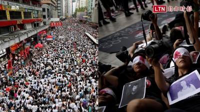香港反送中掀浪潮 你應該關心的2019五大人權事件