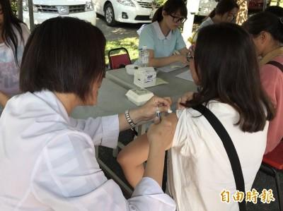 流感疫苗第二波12/8開打 南投醫院假日開診