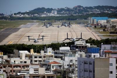 駐日美軍出包!連2天照明彈誤落農田 沖繩縣強烈抗議