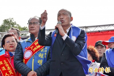 蔡指藍營先攻擊日外交官 韓:國民黨團從沒抨擊過大阪蘇處長