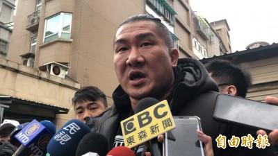 籲支持保護國家的總統 館長:有腦袋的人不會投給韓國瑜